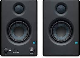 """PreSonus Eris <b>E3</b>.<b>5</b> BT-3.5"""" Near Field Studio Monitors with <b>Bluetooth</b>"""