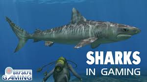 sharks in gaming