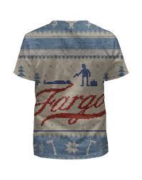 """Футболка с полной запечаткой для мальчиков """"<b>Фарго</b> / <b>Fargo</b> ..."""