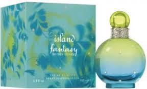 <b>Britney Spears Island Fantasy</b> For Women 100 ml : Buy Online ...