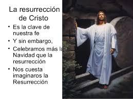 Fe en la resurrección se convierte en esperanza activa