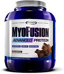Gaspari Nutrition Myofusion Advanced Protein, Milk ... - Amazon.com