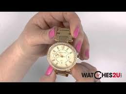 Наручные <b>часы Michael Kors</b> Gold-Tone <b>MK6056</b> - купить ...