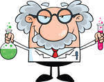 Image result for science clipart einstein