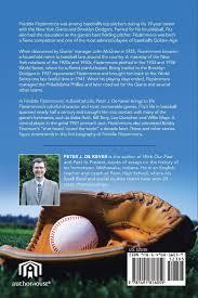 com freddie fitzsimmons a baseball life  com freddie fitzsimmons a baseball life 9781491816059 peter j de kever books