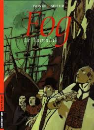FOG (8 tomes) (couverture)