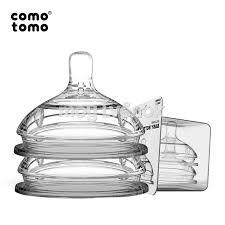 <b>Соски</b> для бутылочек 3+ <b>COMOTOMO Natural</b> Nipple Pacrs ...