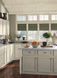 copper kitchen design white cabinets painted