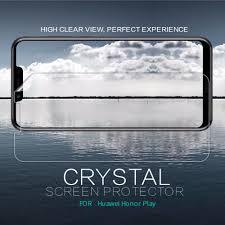 <b>2 pcs</b>/<b>lot</b> Huawei Honor Play screen protector NILLKIN <b>clear</b> glossy ...