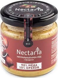 <b>Крем</b>-<b>мед Nectaria с фундуком</b>, 230 г — купить в интернет ...