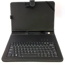 SANOXY Wired <b>PU Leather</b> USB Keyboard <b>CASE/Cover</b> Stand for ...