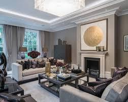 Modern Classic Living Room Design Modern Classic Design Dk Decor