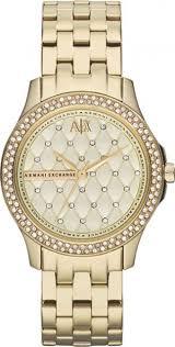<b>Женские</b> наручные <b>часы Armani Exchange</b> (Армани Эксчендж ...
