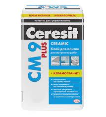 <b>Клей для керамической плитки</b> и керамогранита для внутренних ...