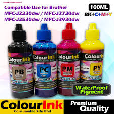 Compatible <b>LC3619xl</b> (BKCMY) <b>Refill Ink</b> Bottle 100ml Use for ...