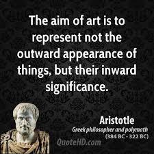 Aristotle | The Logical Place via Relatably.com