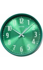 <b>CMG 506 NR 05 Rhythm</b> японские кварцевые <b>настенные часы</b> ...