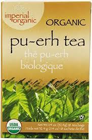 Imperial <b>Organic Tea</b>, <b>Pu-Erh</b>, 18 Tea Bags: Amazon.ca: Grocery