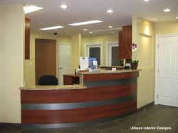 interior design large size witching home office interior design ideas with curved shape front desk chic front desk office interior design ideas