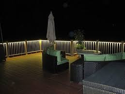 led strip lights provide perfect accent lighting for a deck or patio photo credit blog 3 deck accent lighting