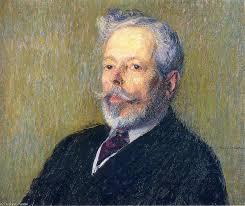 Henri Jean Guillaume Martin - HenriJeanGuillaumeMartin-selfportrait