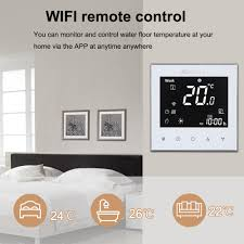 KKmoon <b>Thermostats</b> Digital Water/<b>Gas</b> Boiler Heating <b>Thermostat</b> ...