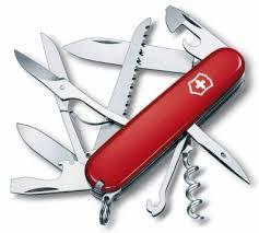 <b>Нож перочинный</b> Victorinox <b>Huntsman</b> (1.3713) <b>91мм</b> 15функций ...