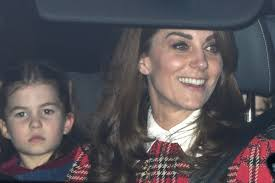 Kate Middleton continues festive <b>fashion</b> streak at Queen's <b>2019</b>...