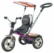 <b>Трехколесный велосипед RT ICON</b> 4 Fuksia Angel — купить по ...