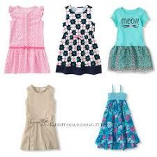 Детские <b>платья Carters</b> - купить <b>платья</b>, <b>сарафаны</b> и туники для ...