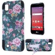 Skull and Roses Hard <b>Transparent Case Cover</b> for Galaxy | Products ...