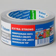 Универсальная тканевая влагоустойчивая <b>лента Folsen</b>, <b>48мм</b> x ...