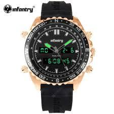 Military Watch Men LED Digital Quartz Mens Luxury Tactical ...