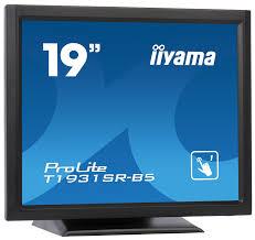 "ProLite T1931SR-B5 19"" 5-wire resistive touchscreen - iiyama"