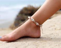 <b>Cowrie</b> Sea <b>Shell</b> Bracelet | <b>Jewelry</b>, <b>Anklets</b>, Mermaid <b>jewelry</b>