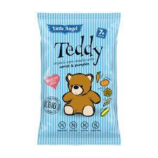 <b>Снеки кукурузные</b> Teddy, с морковью и тыквой <b>Little</b> Angel ...