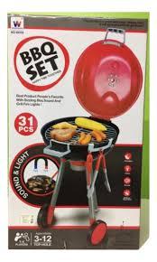 <b>Игровой набор Shantou Gepai</b> барбекю с аксессуарами W059