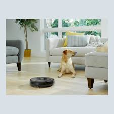 <b>iRobot</b>® <b>Roomba</b>® <b>676 Vacuum</b> Robot with App Control, Black ...