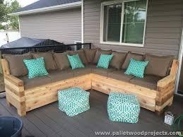 patio furniture sectional ideas: pallet outdoor sectional sofa like and repin noelito flow instagram http www