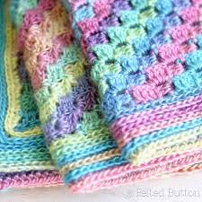 Spring into <b>Summer</b> with a FREE Crochet Blanket <b>Pattern</b> – Felted ...
