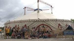 Aljezur recebe espetáculo de circo acrobata francês