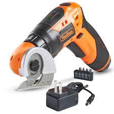 VonHaus <b>2 in 1 Electric</b> Cardboard/Carpet Cutter with Screwdriver ...