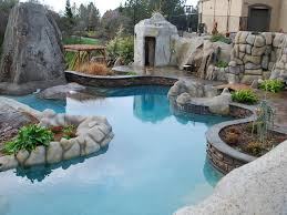 pool designs and landscaping spacious architecture awesome modern outdoor patio design idea