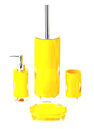 yellow bathroom tile accessories ideas fcabef
