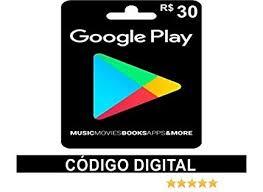 Giftcard 30 Reais | MercadoLivre.com.br