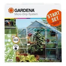 Комплект для <b>микрокапельного полива</b> в теплице Gardena 01373 ...