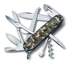 Заказать Нож перочинный <b>VICTORINOX Huntsman</b>, 91 мм, 15 ...
