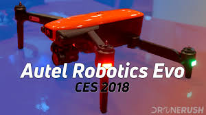 <b>Autel Robotics Evo</b> - everything we know so far - Drone Rush