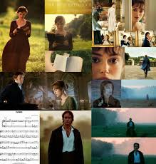 pride prejudice blog p p blog s movie roundtable the song dawn is used three times we hear at the beginning of the film when elizabeth is walking home while reading her book