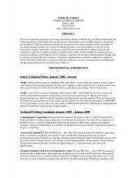 examples of resumes skill resume writing resume sample choose best technical writer pertaining to 89 example of a well written resume
